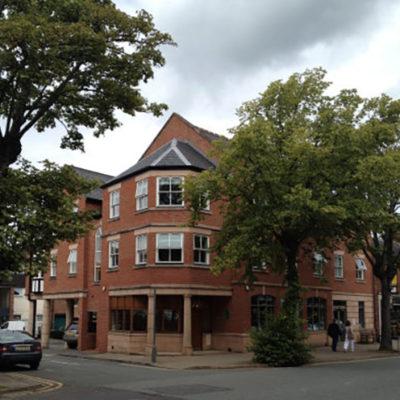 Alderley Edge Library